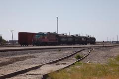 SC&MB 89 in yard