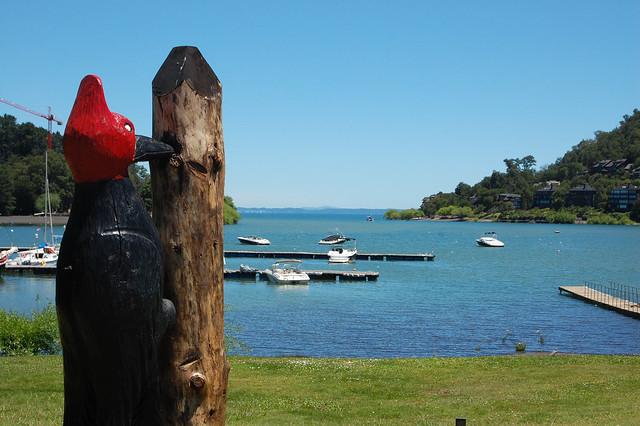 La Poza, Lago Villarica, Pucón, Chile