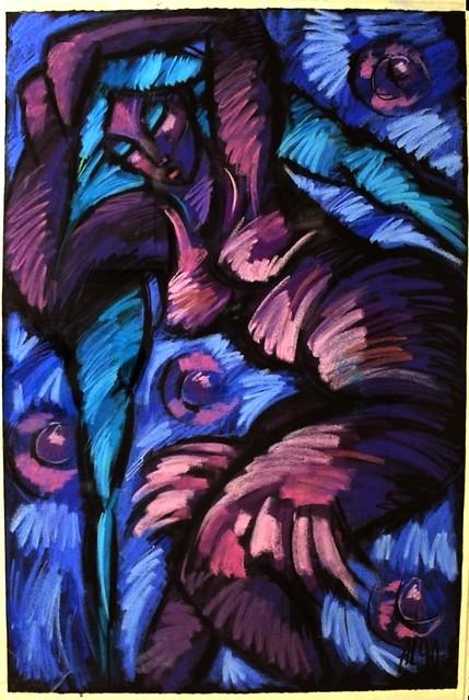 Anca Ionescu - Water III 48 x 34 3