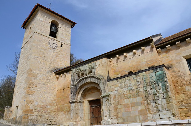 San Roman baseliza, IX. mendea (Tobillas, Araba)