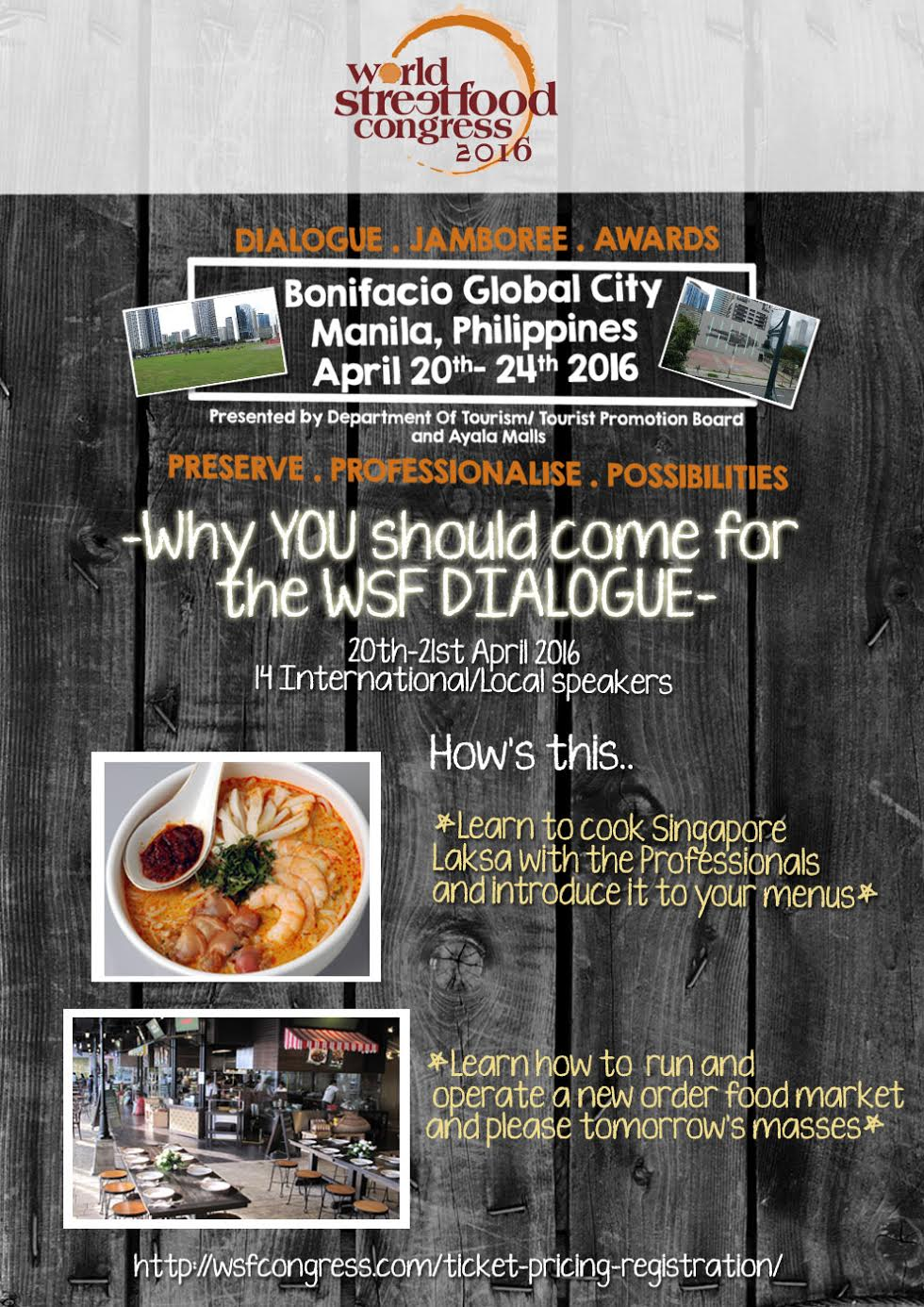 FOODIE GUIDE to the World Street Food Congress in Manila ...