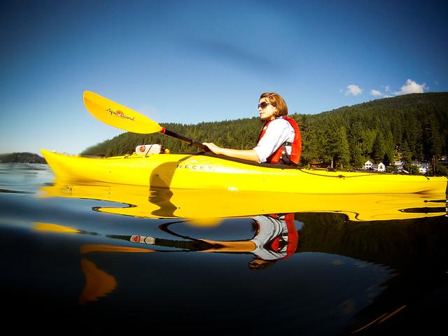 Deep Cove Kayaking