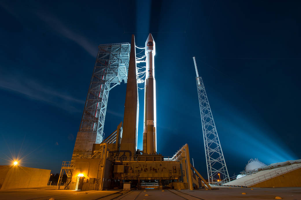 Cygnus Spacecraft Ready for Launch to the International Space Station