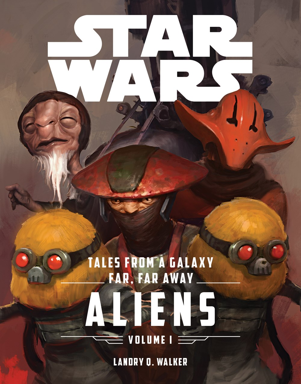 'Tales From A Galaxy Far, Far Away' by Landry Q. Walker (reviewed by Skuldren)