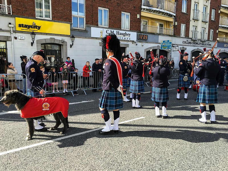 DFB Pipe Band