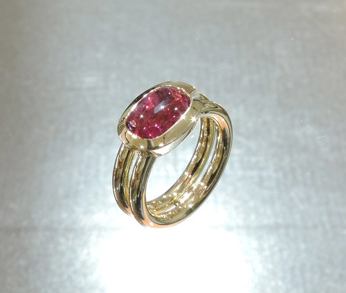 The Cinabrese Ring
