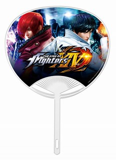 THE KING OF FIGHTERS XIV「うちわ」
