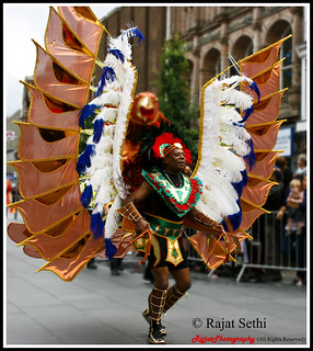 Leicester Carnival, England