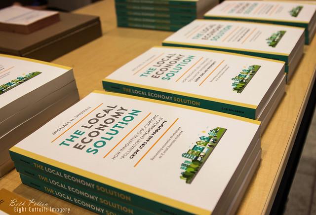 Local Economy Solution: Pollinator Enterprises