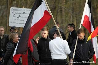 2016.04.08 Schoenwalde-Glien PEGIDA Havelland und Proteste (6)