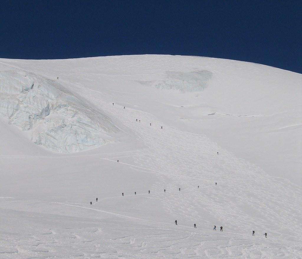 Alphubel Walliser Alpen / Alpes valaisannes Switzerland photo 19