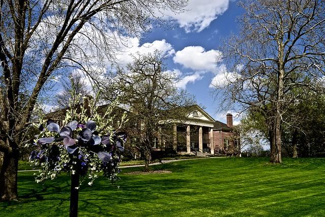 McCormick Mansion - Cantigny - Wheaton IL