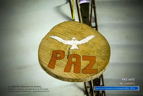 PAZ ARTE al CAMPO / 2016