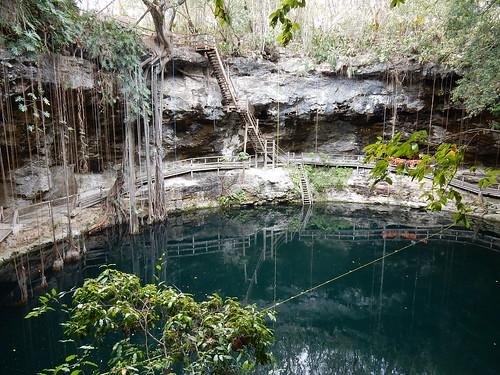 X Canche cenote - 1