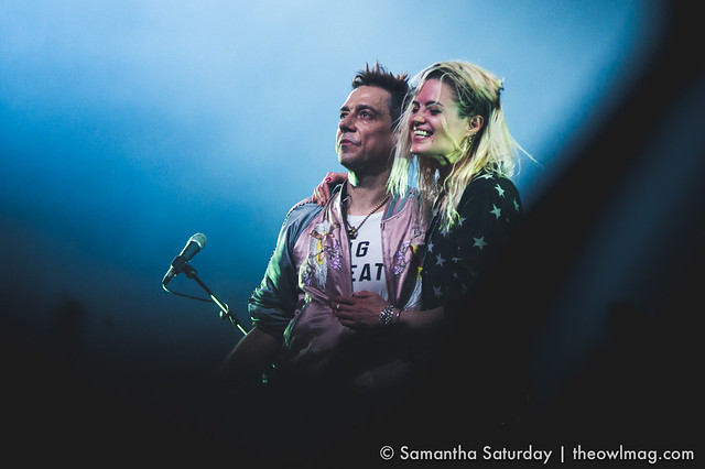The Kills @ Mayan, Los Angeles - 18 April 2016 19