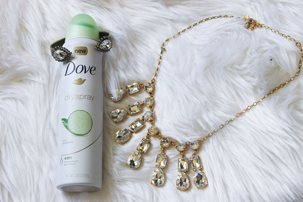 Dove Dry Deodorant Review-6