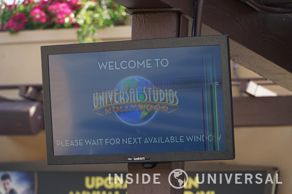 Photo Update: April 16, 2016 - Universal Studios Hollywood