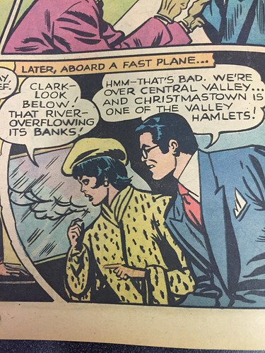 """Christmas with the Super-Heroes"", DC Comics, 1975 (5)"