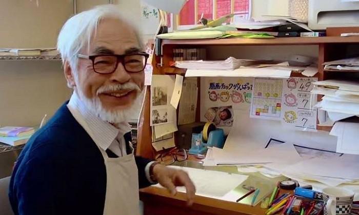 PARABÉNS! Otaku JukeBox celebra os 75 anos de Hayao Miyazaki