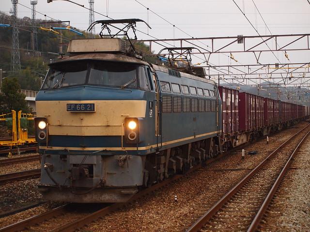 5071レ EF66 21