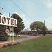 Shenk's Motel - Hershey, Pennsylvania by The Cardboard America Archives