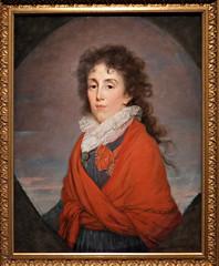 Elisabeth Vigée Le Brun. Princess Ekaterina Iljinishna Golenishchev-Kutuzova nee Countess Bibikoz - 1795