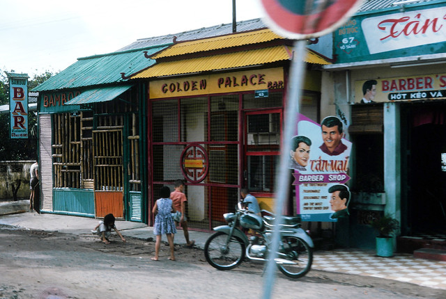 Nha Trang Street Scene - Photo by L.R.-(Dusty)-Rhodes