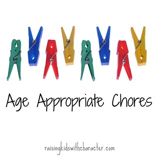 Podcast: Age Appropriate Chores