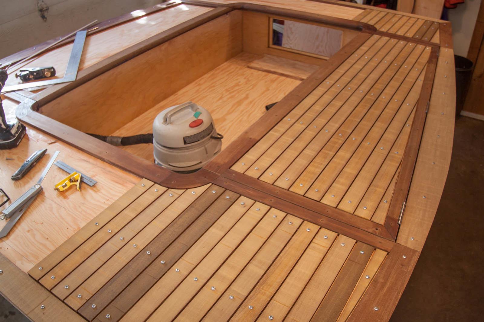 My Boat Needs A New Cockpit Sailnet Community