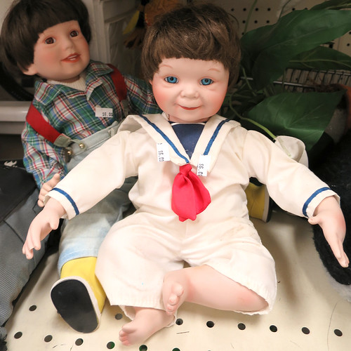 worst sailor doll ever