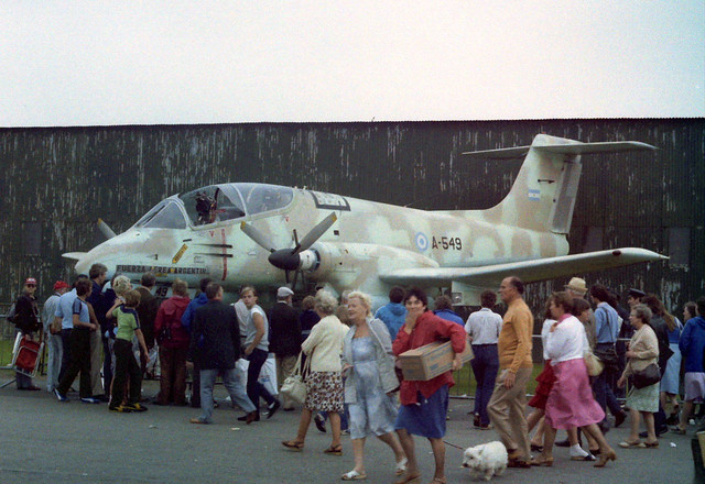 A-549 Pucara Ex Argentine AF