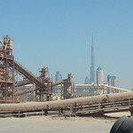 National Cement Plant Dubai, UAE