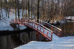 Bridge over Karstoft å