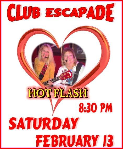 Hot Flash 2-13-16
