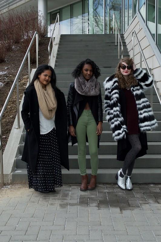 Lauren, Taisha & I