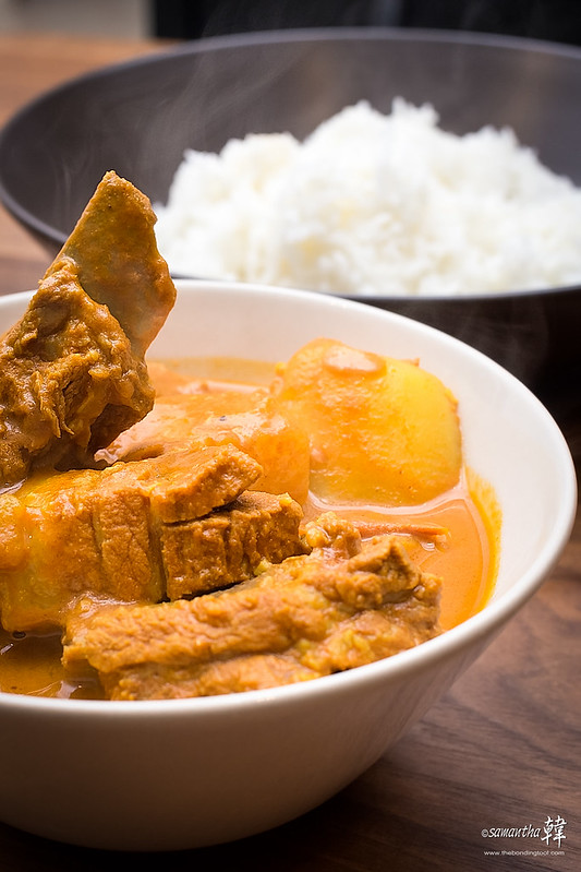 Home-cooked Pork Curry-7086-