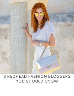 8 Redhead Fashion Bloggers You Should Know | Not Dressed As Lamb