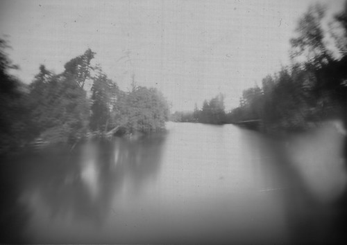 Estenopeica 07: Puente sobre el Río Jerte.