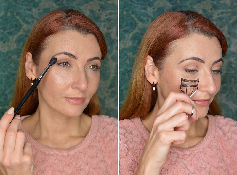 An everyday make-up look for the over 40s | Not Dressed As Lamb