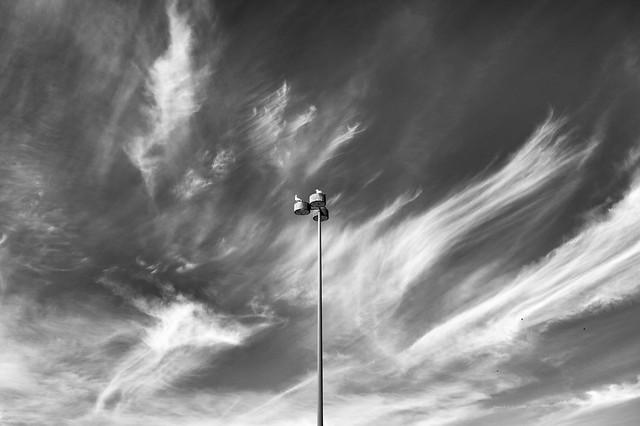 Skylarking Clouds