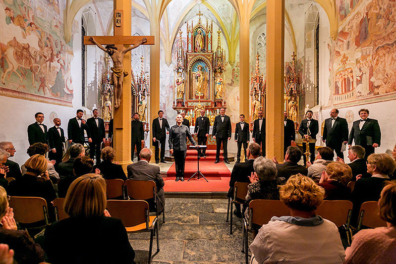 Otvoritev festivala - Vokalna akademija Ljubljana
