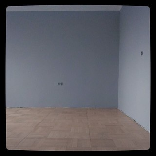 Work in progress: end of day 7, floors are done, finishing touches to be made. #kuzzzmahomesweethome