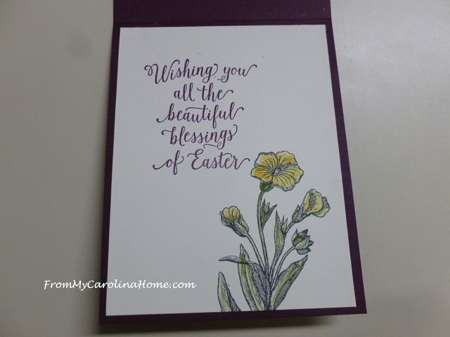 Springtime Cards ~ From My Carolina Home