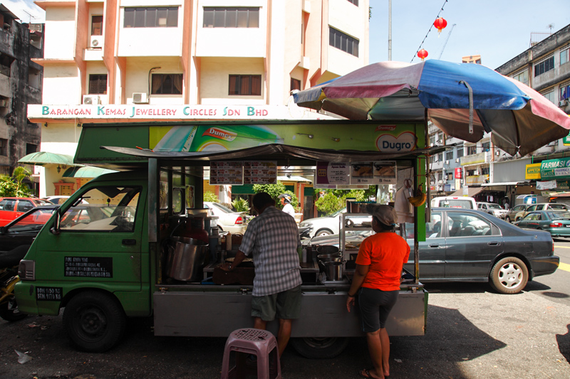 Ding Heong Apam Balik Truck