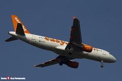 G-EZTT - 4219 - Easyjet - Airbus A320-214 - Luton, Bedfordshire - 2016 - Steven Gray - IMG_5138