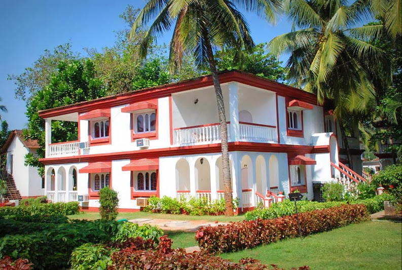 Paradise Village Beach Resort Calangute