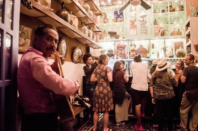 Mezcal Bar Oaxaca