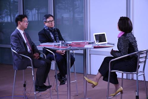 TVB 財政預算案訪問