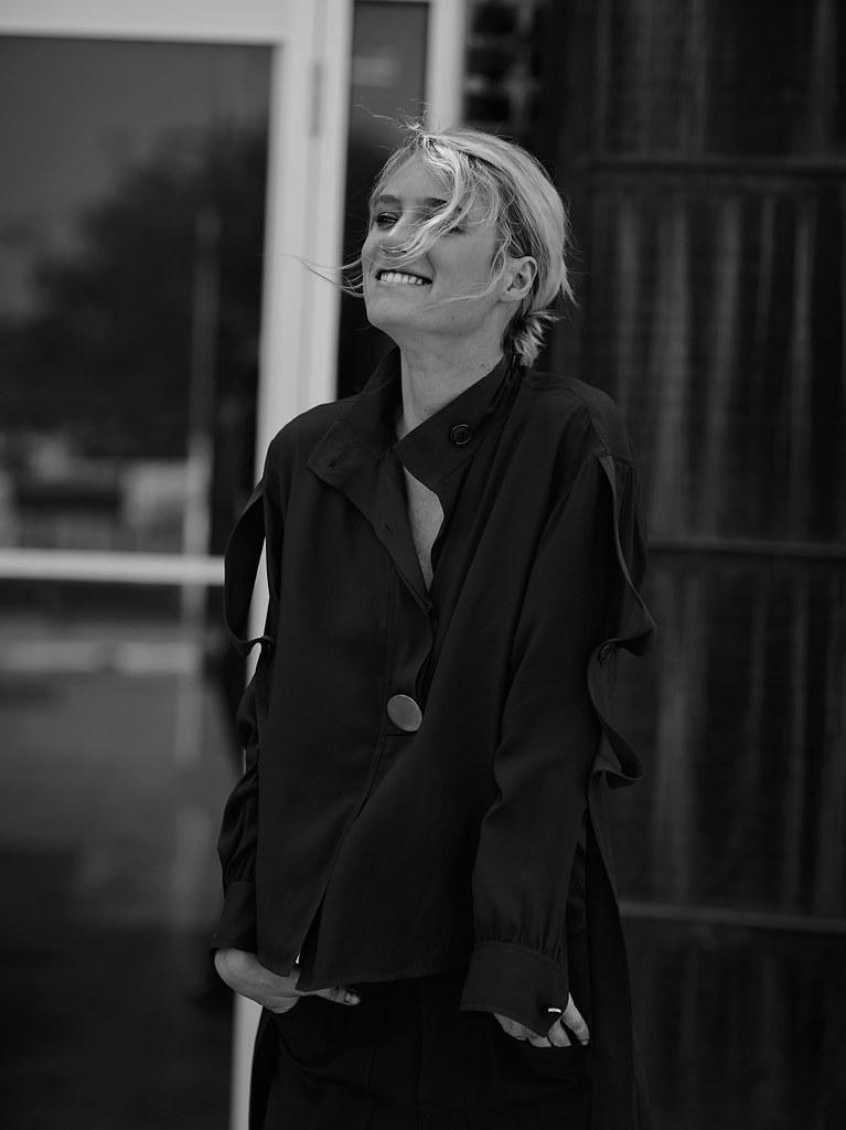 Маккензи Дэвис — Фотосессия для «Tidal» 2015 – 21