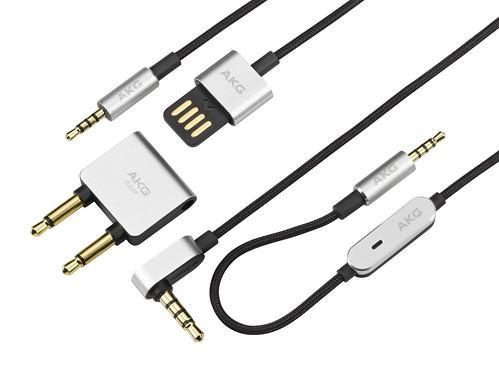 AKG N60 Adapters (3D View 01)
